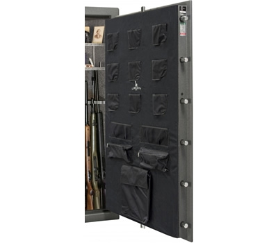 Colonial Feature NEW for 2014! Economy Door Panel Installed