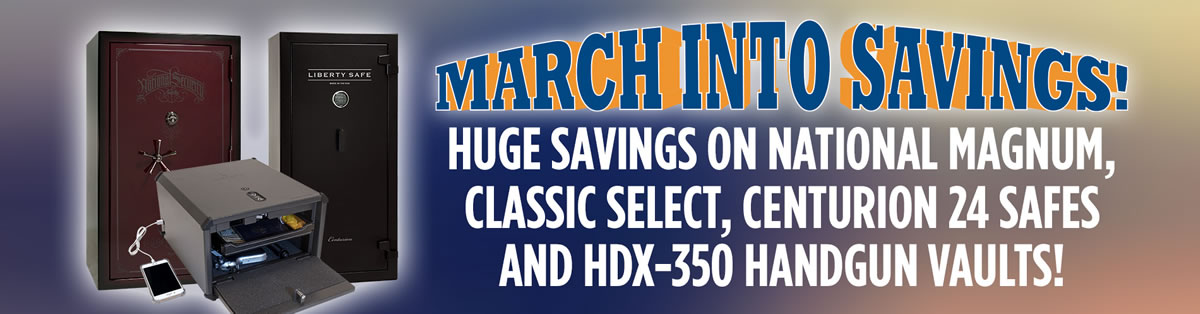 March Into Savings Sale