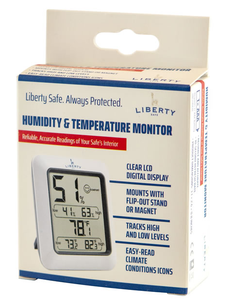 Humidity and Temperature Monitor Package