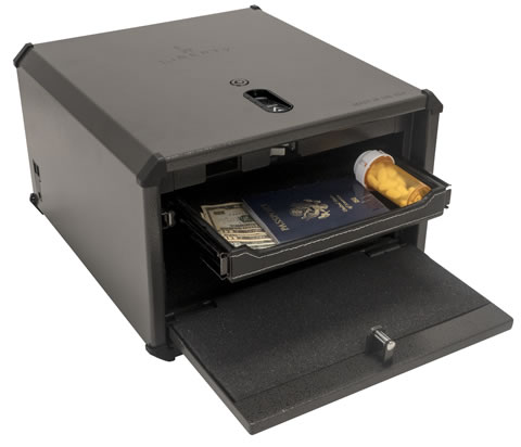 HDX-350 Smart Vault Open Shelf
