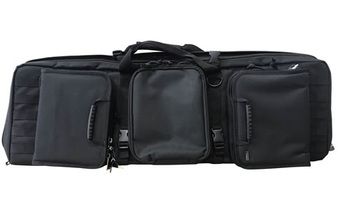 36 Inch Rifle Bag in Black